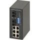 Оптоволоконный свитч для кольца Ethernet (мультимодовый)